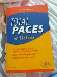 TOTAL PACES 5982 km
