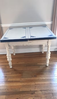 Expandable table (porcelain top) Alexandria, 22301