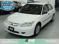 Honda Civic Sdn 2005 Kensington
