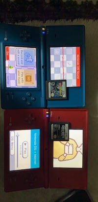 Portable Game Console ds comes with 2 games Washington, 20024