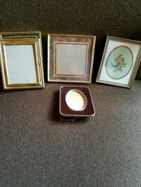 Small picture frames all for $2 Appleton