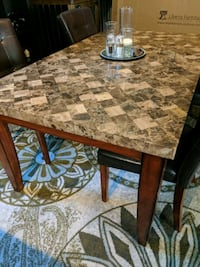 Marble tile dining table Nutley, 07110