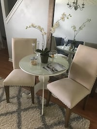 Table and chairs sold separately or together McDonough, 30252