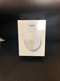 Brand new Nest Thermostat T400EF Toronto, M1R 2Z1