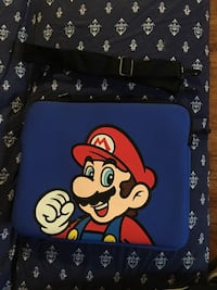 """Supermario Holds14"""" Laptop Shoulder Carrying Bag. Brand New  Rosemead, 91770"""