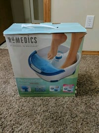Foot spa Nixa, 65714