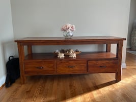 Accent & console table