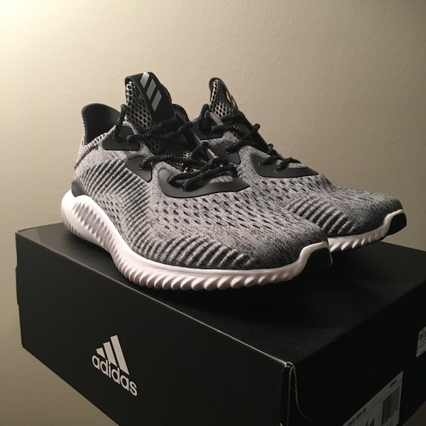 8c8c1151a7654 Used Adidas Alphabounce Grey for sale in Bradford - letgo