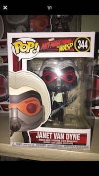Janet Van Dyne (Masked) Ant-man And The Wasp Funko #344 Phoenix, 85042