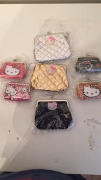 Hello Kitty Coin Purses 12.00 Each Albuquerque, 87112