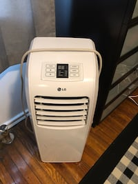 LG standing air conditioner.  New York, 11361
