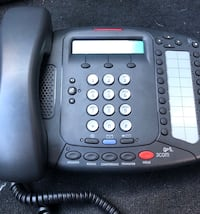 3Com 3102 IP desk phone
