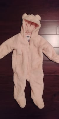 Full Body Snow Suit from Old Navy 6-12m