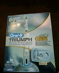 Oral B Triumph 9900 (New in factory sealed box) Mississauga, L5G 2M8