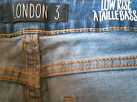 2 pairs of brand name Jean's size 3