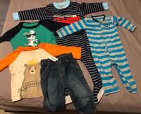 Toddler's assorted clothes Rockville, 20853