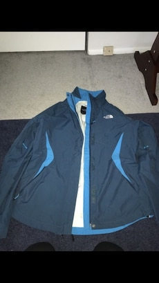 North Face winter jacket size M