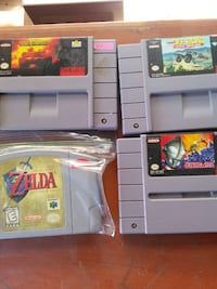 super ninte games And 64 Bakersfield
