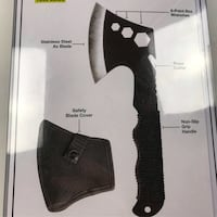 Hatchet/ multi tool (brand new in box) Fayetteville, 72703