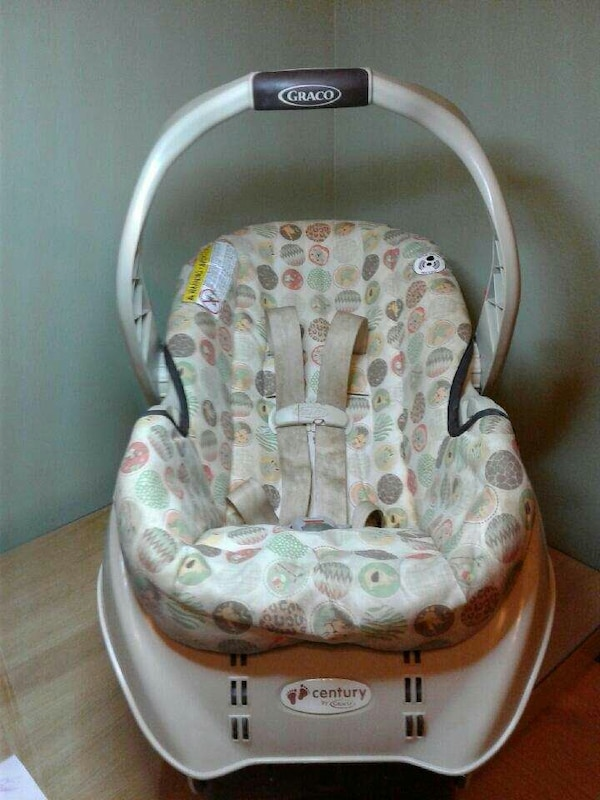 Century By Graco SnugRide Car Seat And Base