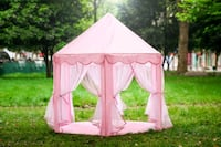 Princess castle tent - brand new Mississauga, L5W 1V9