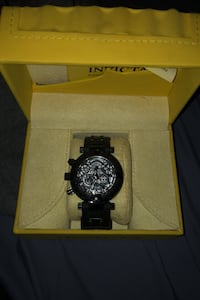 Invicta diving watch NOMA I limited edition Vancouver, V5N 1S5