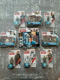 Big star wars force link collection.. Potomac Falls, 20165