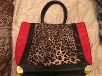 Cheetah pleather bag Kennedale, 76060