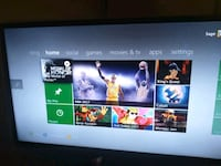 250g Xbox 360 games and one controller all the hook up works great  Columbus