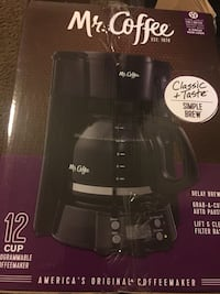 Coffee maker 12 cups Temple, 76504