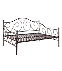 Full Size Day Bed Metal Frame (Mattress sold separate) Houston, 77080