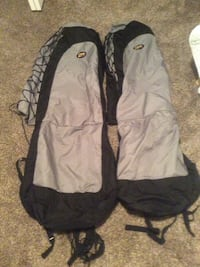 two black-and-gray hiking backpacks Cottonwood Heights, 84121