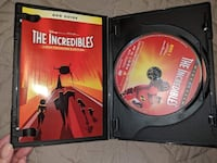 Incredibles DVD Widescreen  Toronto, M4M 3P4