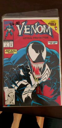 Marvel Spider-Man comic book Brooklyn, 11225