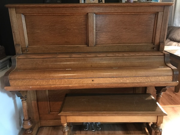Used Hinze Chicago Piano For Sale In Mount Pleasant Township Letgo