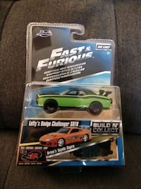 Fast & Furious Letty's Dodge Challenger SRT8 Jada Charleston, 29414
