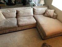 2 Piece Sofa and Chaise McLean, 22101