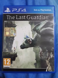 PS4 The Last Guardian game case Seveso, 20822