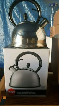 Stainless steel kettle  West Covina, 91790