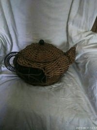 Kettle Shaped Basket
