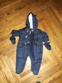 blue and black camouflage hoodie and pants Gaithersburg, 20878
