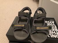 Boys sandals size 5, gently used  557 km