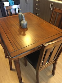 Dining table with 4 chairs  Beaumont