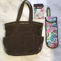 $15 THIRTY ONE TOTE AND ACCESSORIES $15Firm pick up Edgewater Marysville First come