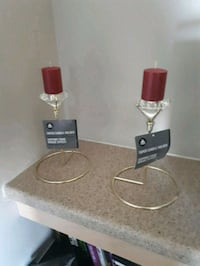 candle holders retail 10 each so 15 for both London, N6G 4W4