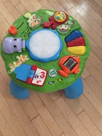 Fisher price activity table Mississauga, L5M 6R8