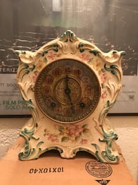 Antique Clock Washington, 20011