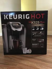 Keurig K525 Plus Platinum Series Coffee Brewer