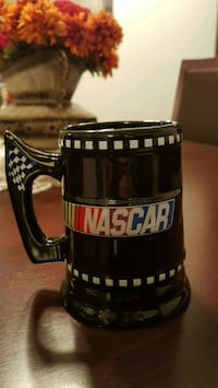 Nascar registered collectable mug Montréal, H1R 3C9