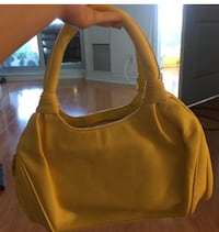 Tote In Yellow Brand  Toronto